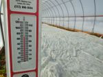 Winter Hoophouse Temp