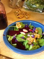 Spring Colors Salad