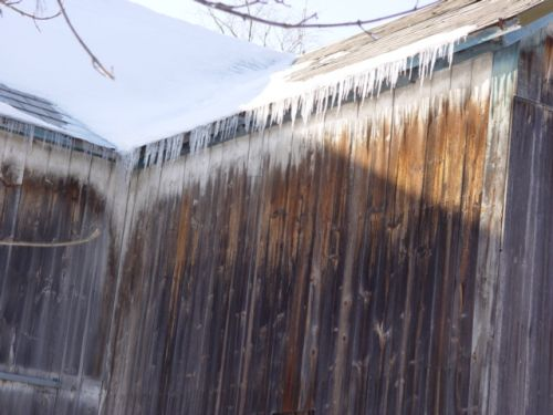 Barn Icicles