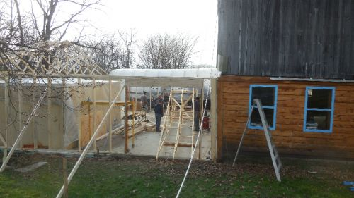 Packing Shed Project