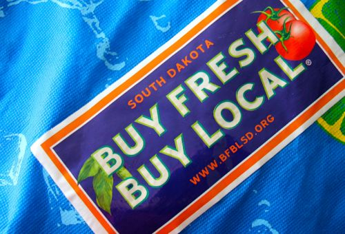 Buy Fresh Buy Local sticker