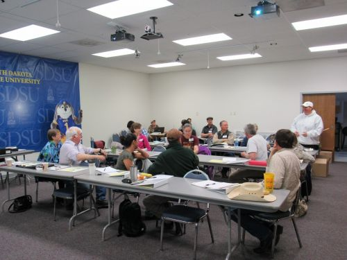 Food Safety Training in Rapid City 4/8/17