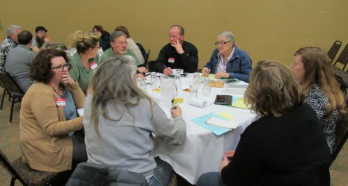 SD Local Foods Coalition Meetings 2018