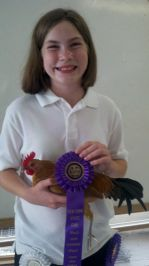 Firecracker- Grand Champion