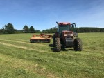 Mowing First Cutting 2017