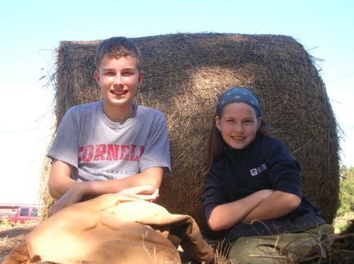 Highly Trained Farm Kids
