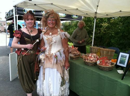 Hudson Valley Garlic Festival