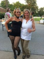 Assistant Farm Manager Faylin gets farmer Jill to the cultural events
