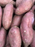 Deep Red Sweet Potatoes