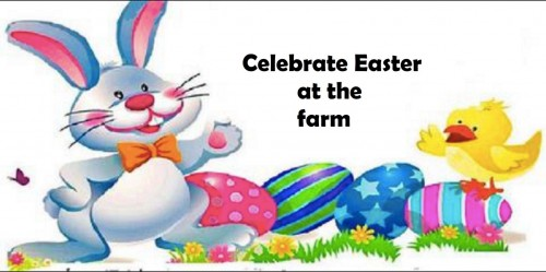 CELEBRATE EASTER AT THE FARM