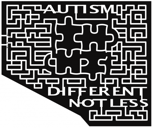 Autism....Different Not Less
