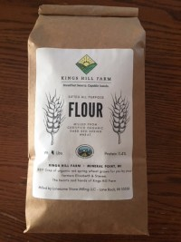4 LB. Sifted Wheat Flour