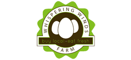 Whispering Winds Farm Logo