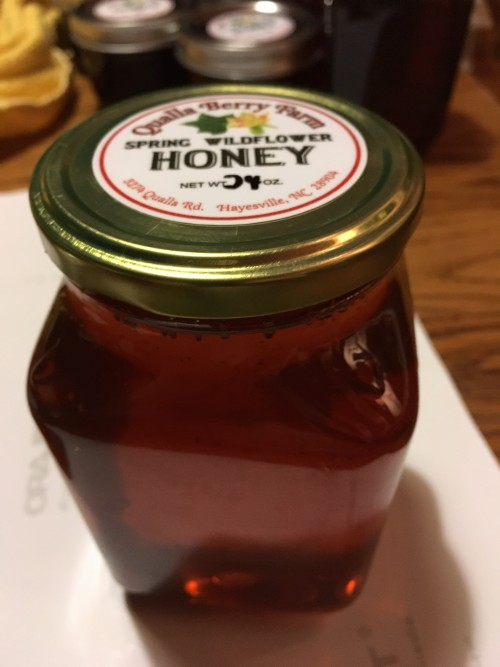 Spring Wildflower Honey!