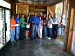 Chamber of Commerce Ribbon Cutting at the store