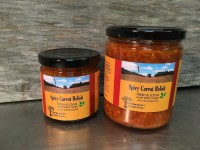 Spicy Carrot Relish, 16 oz.