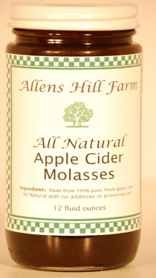 Apple Cider Molasses