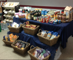 Dry goods ready for market