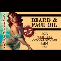Beard & Face Oil 30ml