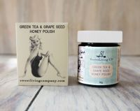 Green Tea & Grape Seed Honey Polish/Mask 50g