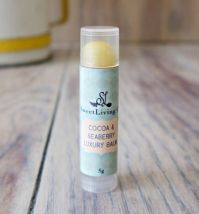 Cocoa & Seaberry Lip Balm