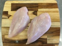Free Range Chicken Breasts