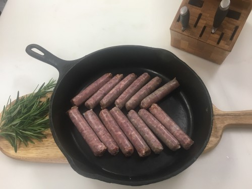 Fresh Country Breakfast Sausages - 1lb/pkg