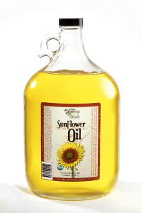 Sunflower Oil Gallon