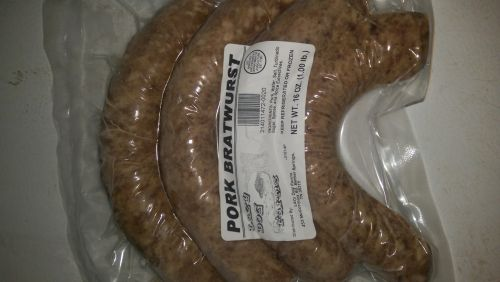 Sausage Links - Brautwurst