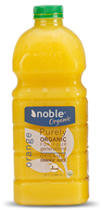Noble Organic Orange Juice