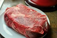__Chuck Roast__    $7.50 per lb     Packages range from 3.3-3.9 lbs