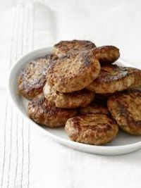Sausage - Medium __$6.75 per lb__ _1 lb Packages_