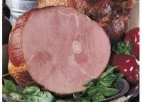 _Ham - Fresh_ _$5.00 per lb_ Packages Range from 9-15 lbs