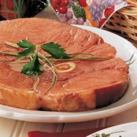 Ham Steaks - Cured/Smoked $5.75 per lb Packages Range from 2.35-2.75 lbs