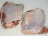 Turkey Thighs __$5.75 per lb__ Packages Range from 2-2.5 lbs