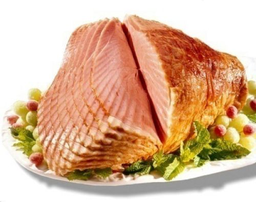 Ham - Cured/Smoked $5.50 per lb Packages Range from 8-16 lbs