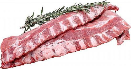 Baby Back Ribs    $6.00 per lb     Packages range from 1.5-2.5 lbs