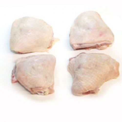 Chicken Thighs __$5.50 per lb__ Packages Range from 1.3-2.55 lbs