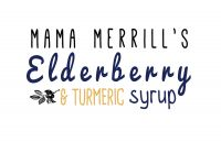 Mama Merrill's Elderberry Tonic - Local Pick Up ONLY