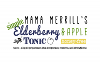 Elderberry Tonic - Simple - Case of 12