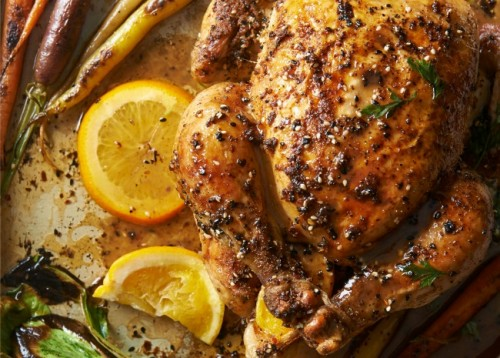 Whole Chicken - Weight Range: (3.5 lbs - 3.99 lbs) - Yoder's Farm