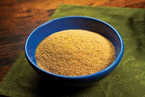 Cornmeal (Red and Yellow mix) - 1 lbs