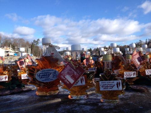 Lake Sunapee Turkey Trot prizes