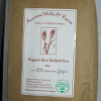 Maine-Grown Grains: Organic Raw Rolled Oats