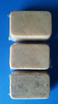 All Natural Lard Soap medium Rectangle Bar