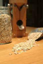 Freshly Rolled Organic Oats