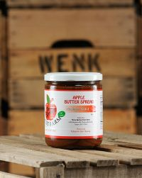 Apple Butter (no sugar added)