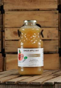 Ginger Apple Juice
