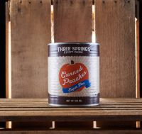 Canned Peaches (no sugar added)