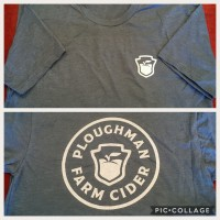 Ploughman Men's Fit Tshirt Design 2